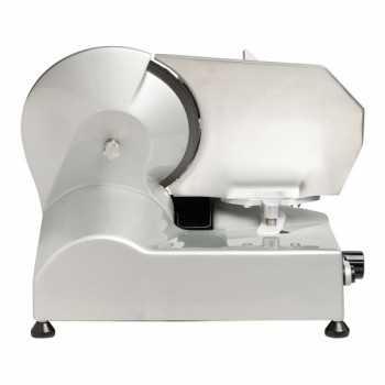 Parafiato da tavolo in PETG con base in alluminio - L.50 x H.80 cm
