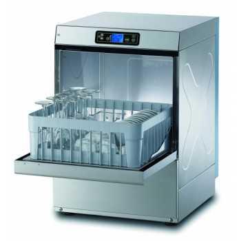 Lavabicchieri elettronica H.71 cm - Cesto quadrato 40x40 cm - Altezza max bicchiere 27