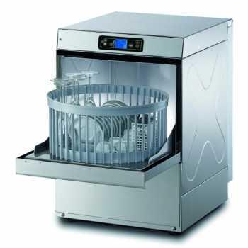 Lavabicchieri elettronica H.71 cm - Cesto tondo 40 cm - Altezza max bicchiere 27