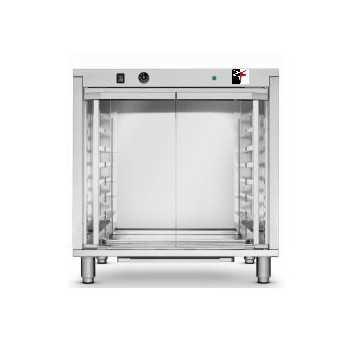CELLA DI LIEVITAZIONE - 8 VASSOI 60 x 40 cm