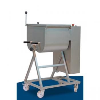 IMPASTATRICE BIPALA PER CARNE - Capacità 50 kg