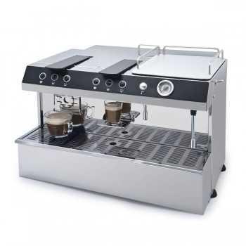 MACCHINA PER CAFFE\' CON CALDAIA - 3 Litri