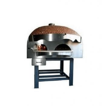 Forno a Legna con Camera di Combustione Separata 9 Pizze con decorazione a Mosaico
