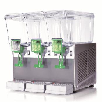 Macchina per bevande fredde 3 contenitori da 12 litri