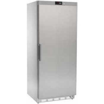 Armadio refrigerato statico digitale positivo 0 +8°C 580LT Acciaio Inox
