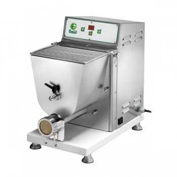 Macchina per pasta fresca con coperchio grigliato - Produzione: 13 kg/h