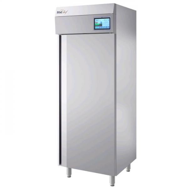Armadio refrigerato e riscaldato ad ozono 700 litri