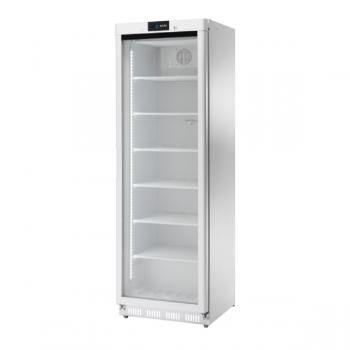 Espositore refrigerato statico digitale negativo -18°C 360LT Con porta a vetri